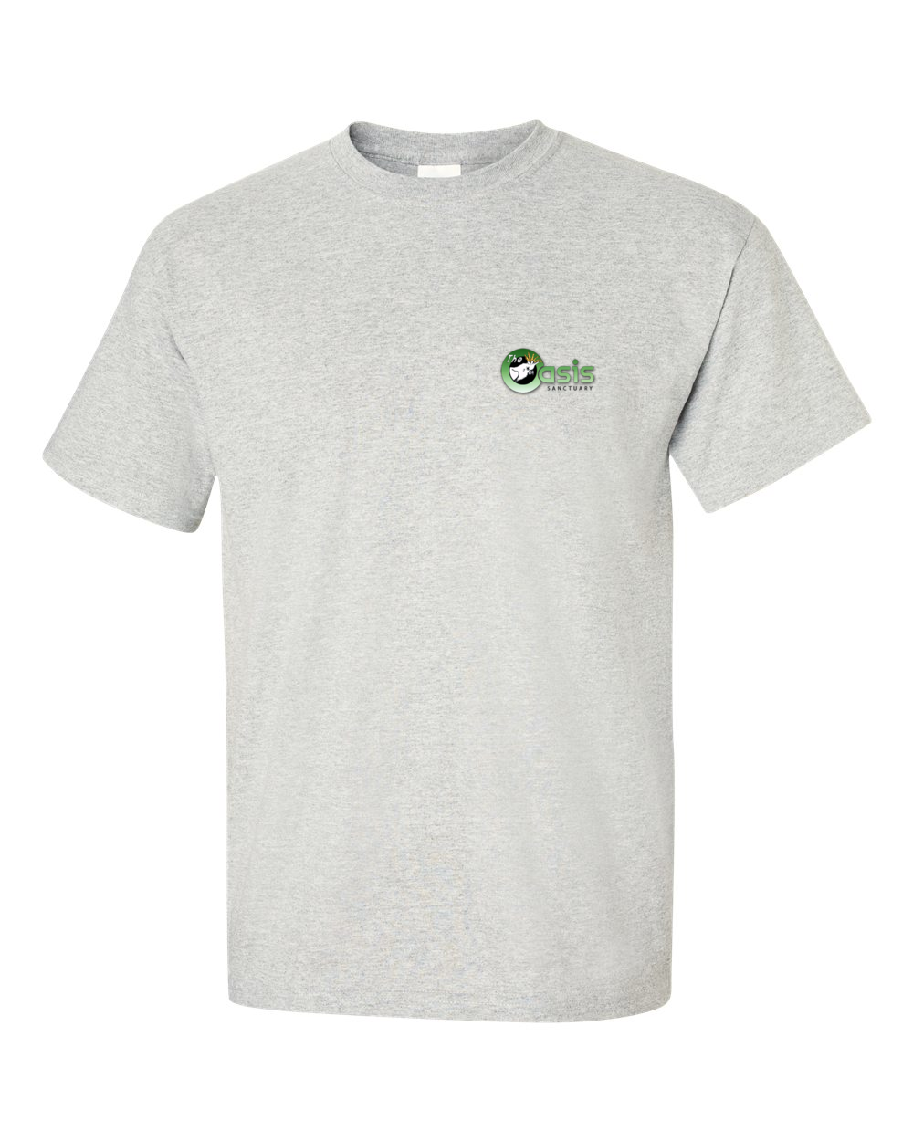 Embroidered Oasis T Shirt