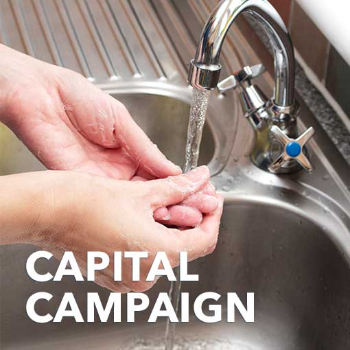 Handwashing Sink The Oasis Sanctuary