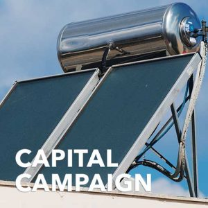 Relocate Existing Solar Hot Water