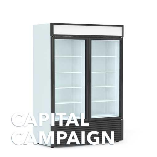 ... Glass Door Refrigerator. Reach Fridge