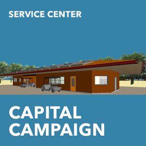 Service Center Envelope (sq Ft)