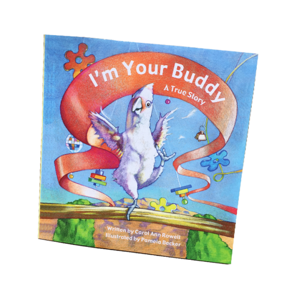 Im Your Buddy Softcover 4 600×600