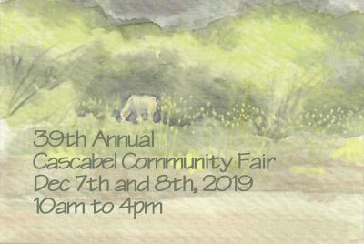 Cascabel Community Fair